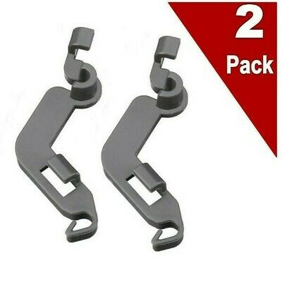 2 Pack W10082853 WPW10082853 AP6014920 PS11748190 Dishwasher Rack Pivot Tine-