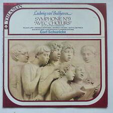 BEETHOVEN Symphonie 9 avec choeurs CARL SCHURICHT TRI 33165