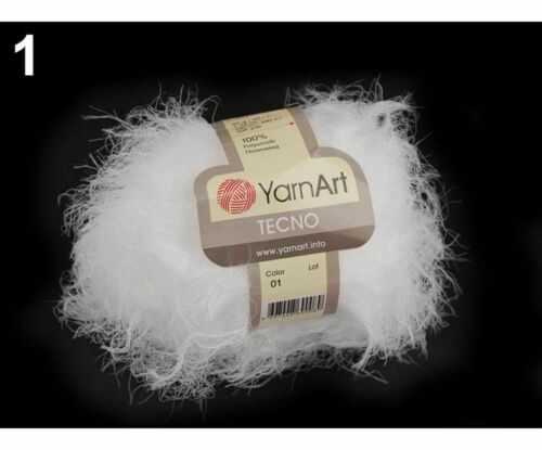 1pc Knitting Yarn Tecno 50g Yarnart Knitting Crochet Embroidery Haberdashery