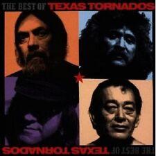 TEXAS TORNADOS - BEST OF THE...THE CD POP 11 TRACKS NEU