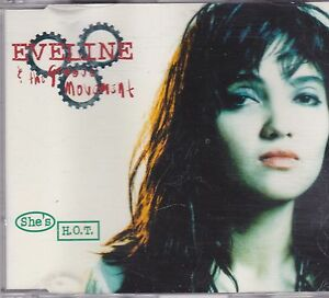 Eveline-She-s-Hot-cd-maxi-single-eurodance-holland