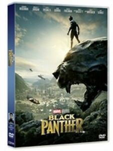 DVD-NUOVO-SIGILLATO-BLACK-PANTHER-FILM-di-RYAN-COOGLER-MARVEL-in-vers-italiana