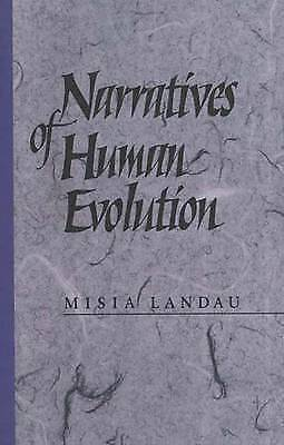 Narratives of Human Evolution by Misia Landau, Marie L. Landau (Paperback, 1993)