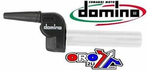 DOMINO-FAST-ACTION-TRIALS-THROTTLE-ASSEMBLY-WHITE-TUBE-FOR-GAS-GAS-BETA-SHERCO
