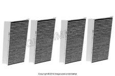 BMW E90 E92 E93 M3 (2008-2012) Cabin Air Filter Set Activated Charcoal MANN