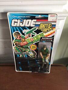 1993-Vintage-Hasbro-GI-Joe-Battle-Corps-BACKBLAST-Action-Figure-MOC-toy-ARAH
