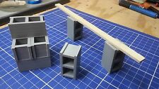 1:10 Scale Cinder Blocks For RC Crawler Garage Accessories axial scx10 rc4wd tf2