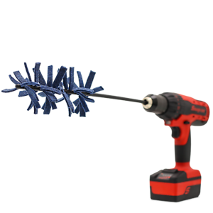 Large Turbo Stick Wheel Cleaning Brush Clean Inside Your