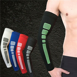 Sport-Arm-support-Brace-breathable-Shooting-Arm-Sleeve-Band-Protector-NewAA