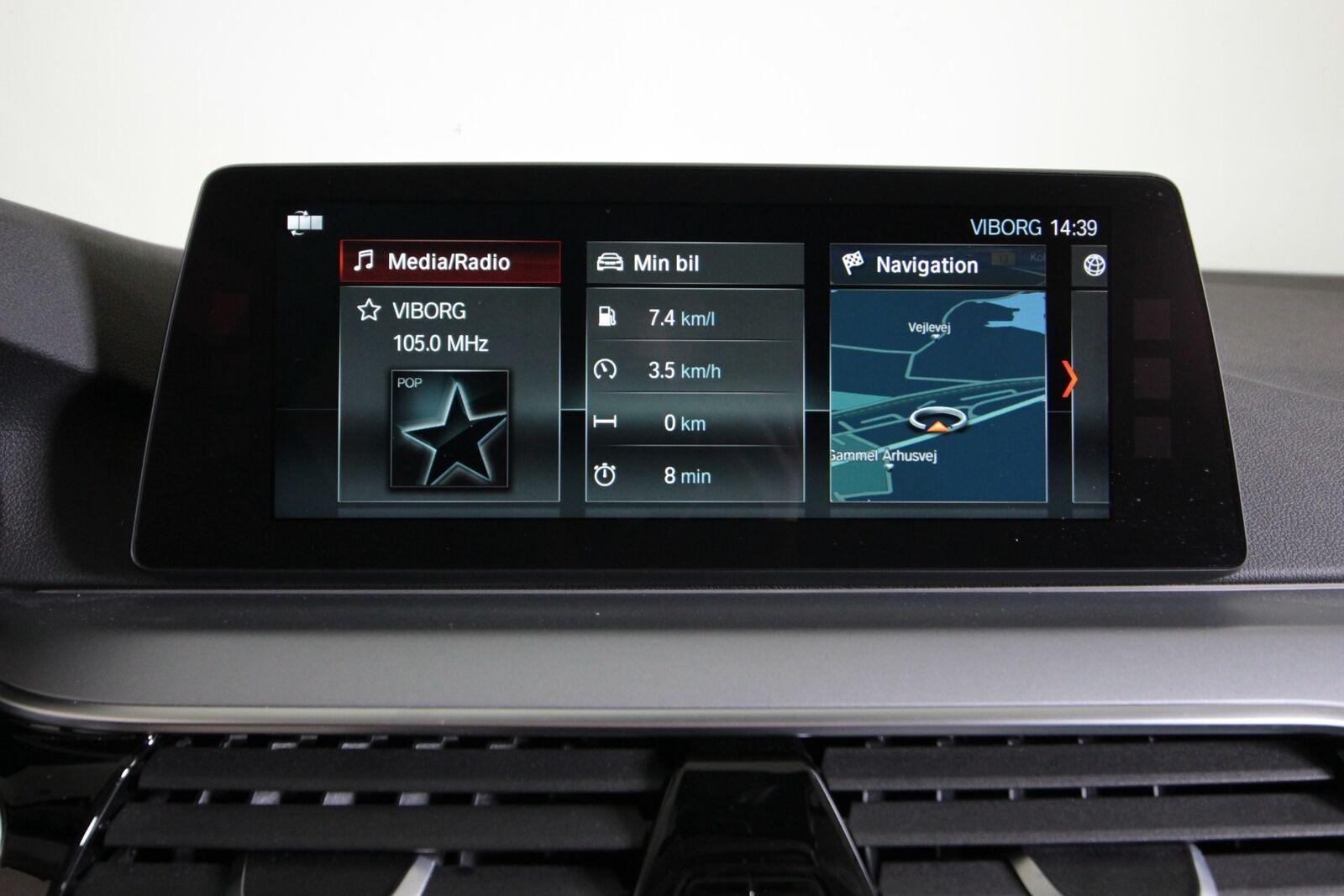 BMW 530d Touring Sport Line aut.