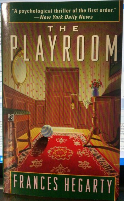 Frances Hegarty: The Playroom (1992, Paperback)