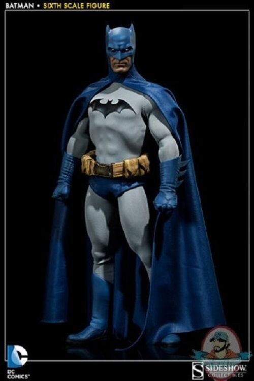 1 6 Sixth Scale Dc Batman Figure by Sideshow Collectibles