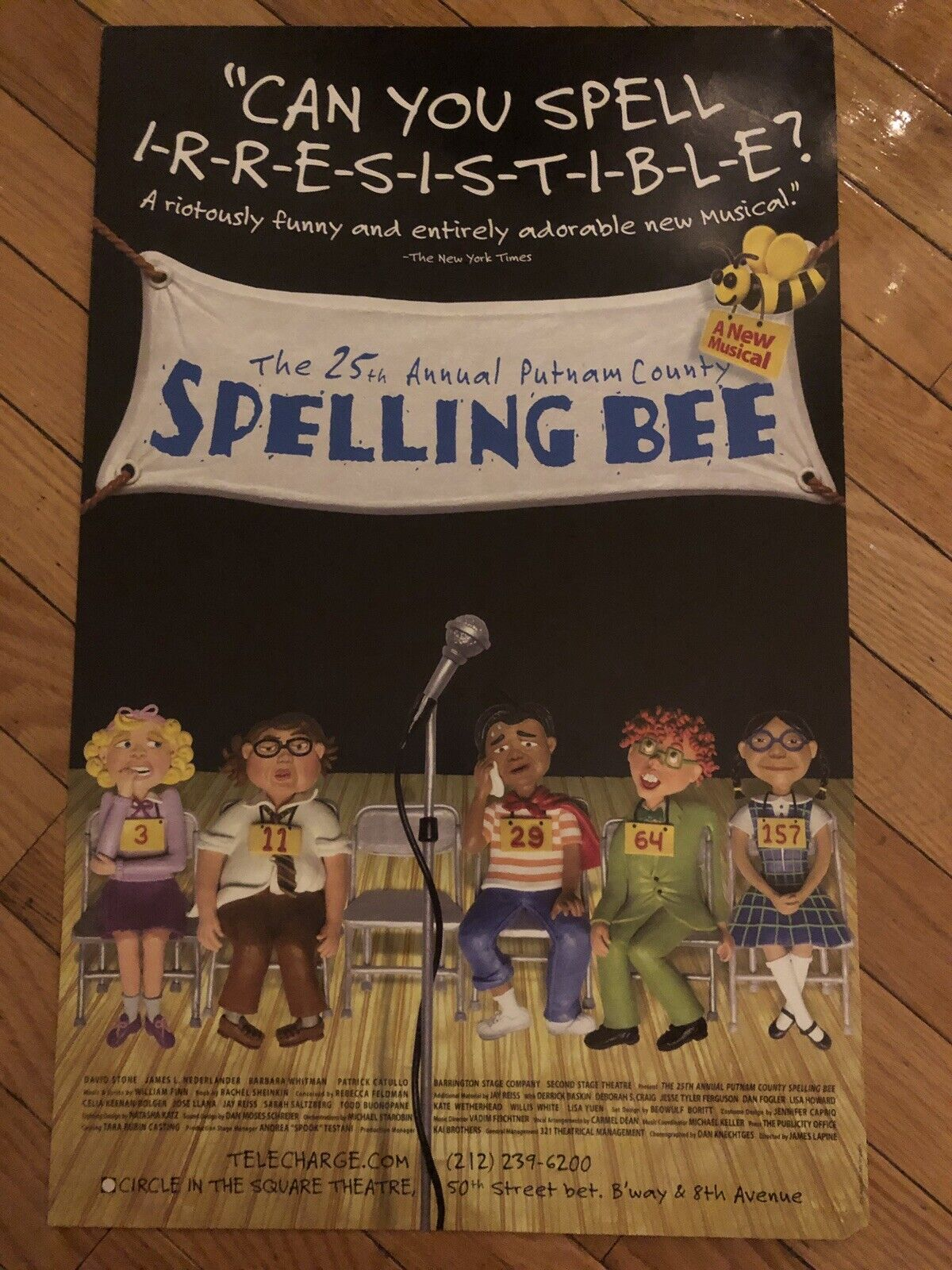 The 25th Annual Putnam County Spelling Bee Sheet Music Vocal Book 000321950