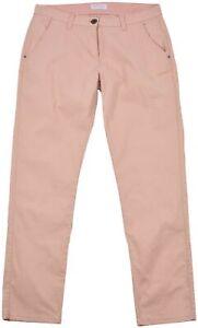 Tcm-Femme-par-Tchibo-Taille-44-Rose-Pantalon-Plat-avant-Conique-Jeans