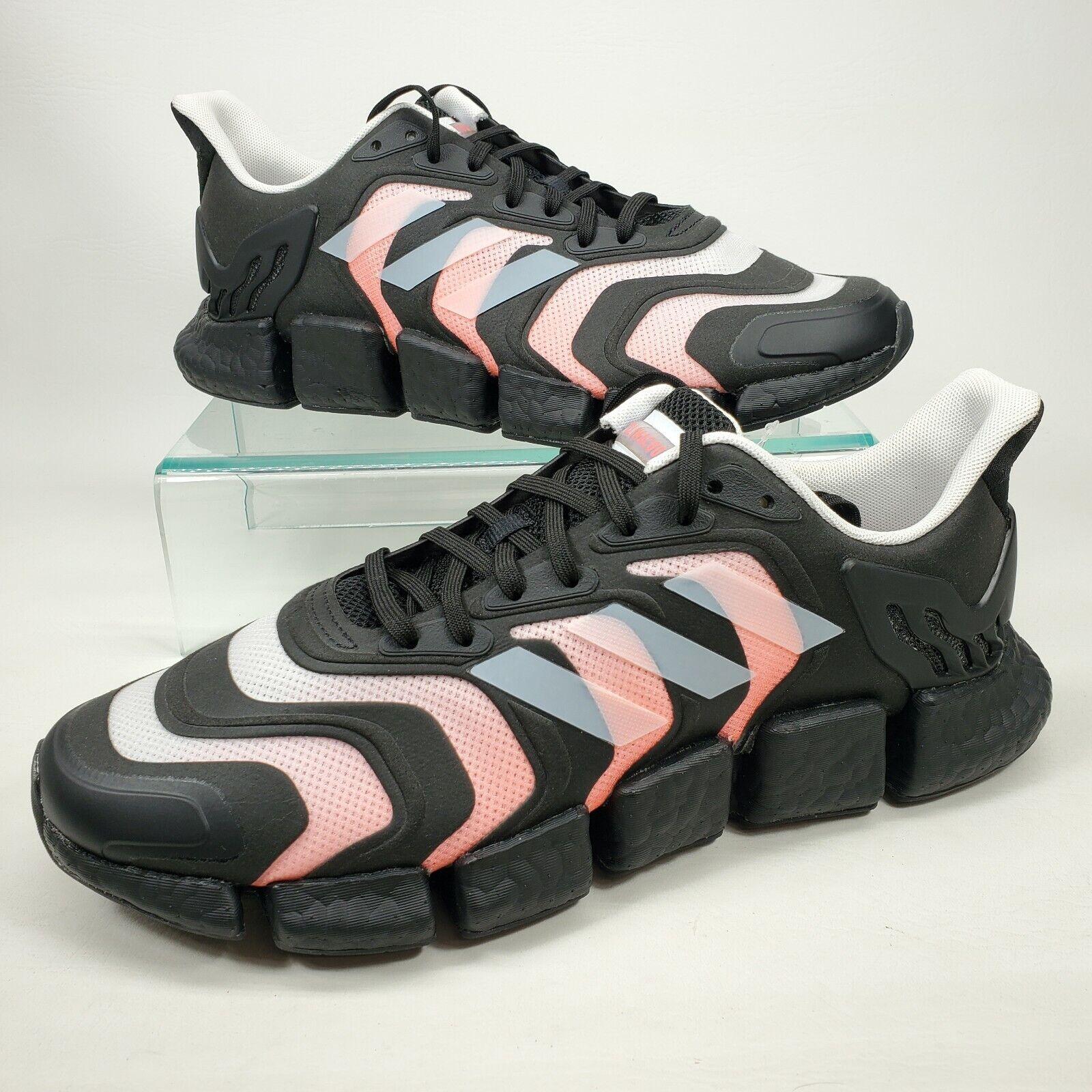 Size 11.5 - adidas Climacool Vento Black Signal Pink 2020