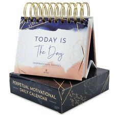 Motivational Calendar Daily Quote Calendar With Inspirational Messages