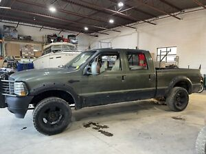 2003 Ford F 250 king ranch