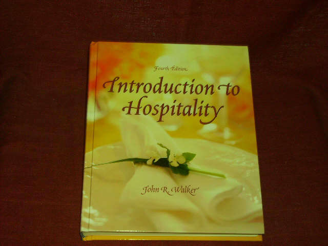 Walker, John R.; Michaud, Hillary Introduction to Hospitality