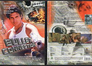 BULLET CONNECTION - DVD (USATO EX RENTAL) - Italia - BULLET CONNECTION - DVD (USATO EX RENTAL) - Italia
