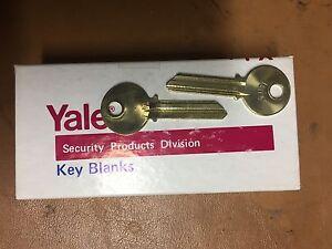 LOT-OF-10-Yale-RN11-YA-Key-Blanks-New