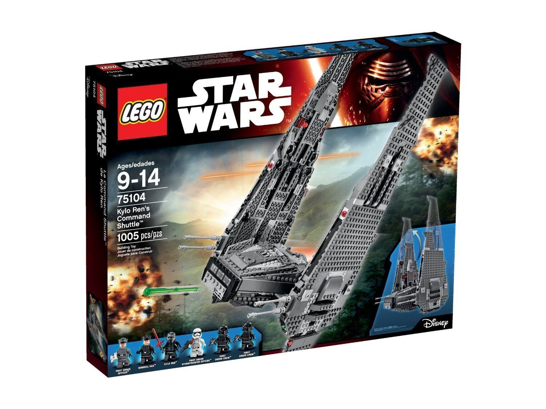 Lego ® Star Wars ™ 75104 kylo ren's command Shuttle ™ nuevo New OVP misb