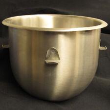 Stainless Steel Mixer Bowl 10 Quart For Hobart 10 Quart Mixer