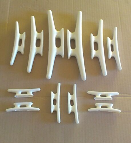 Belegklampe Versandkostenfrei Nylon bis 130mm schwarz oder weiß