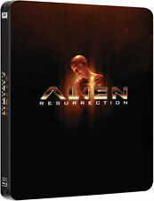 ALIEN RESURRECTION - BLU-RAY - LIMITED 4000 EDITION STEELBOOK -OOP- JEAN  JEUNET
