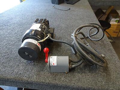 DAYTON 5X400 Brake,Motor