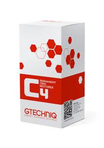 Gtechniq C4 Permanent Trim Restorer - 15ml - Car Plastic Dressing Protection