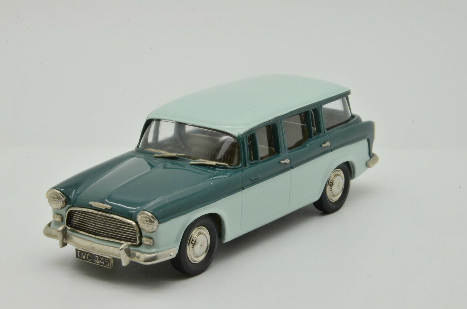 Rare  Humber Hawk Estate 1957 Lansdowne LDM. 50 By Brooklin 1/43