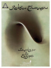 ROBIN TROWER BRIDGE OF SIGHS GUITAR TAB MUSIC SONG BOOK