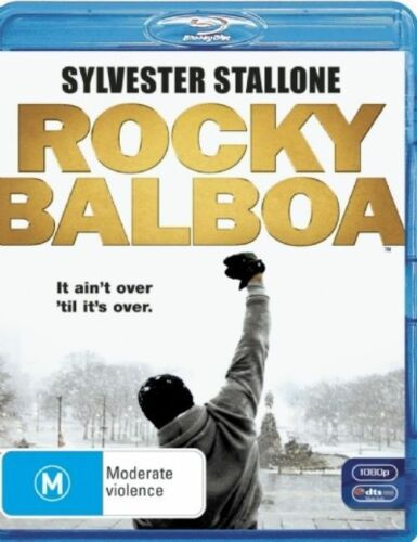 1 of 1 - Rocky Balboa (Blu-ray, 2007) Brand New Sealed