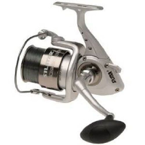 Silstar 7000 Thunder Front Drag Fishing Reel Silver