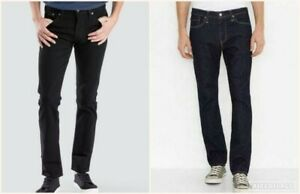Men-Levi-511-Slim-Fit-Denim-Levis-100-Original-Jeans-00511-1907-amp-2499