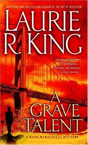 A Grave Talent von King, Laurie R