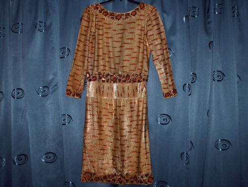 Vintage 'Bill Blass' Sequin Dress Good Condition