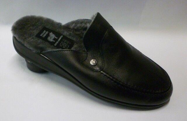 Alta Uomo qualità di Agnello Ciabatte Pantofole Uomo Alta 36-47 Antiscivolo Scarpa biekamp 37cdfb
