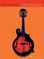 The Beatles For Mandolin Sheet Music Mandolin Book 000701223