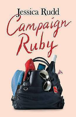 1 of 1 - Campaign Ruby by Jessica Rudd Large SC 20% Bulk Book Discount