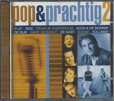 V/A - Pop & Prachtig VOL. 2 CD Album 19TR HOLLAND 1999 Volumia Trijntje Scene