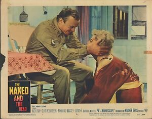 The-Naked-and-the-Dead-1958-11x14-Lobby-Card-3