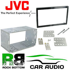 JVC KW-R910BT 100MM Replacement Double Din Car Stereo Radio Headunit Cage Kit