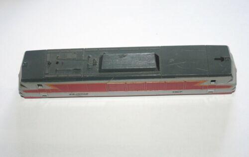 Caisse de locomotive Pièce détachée Train Ho