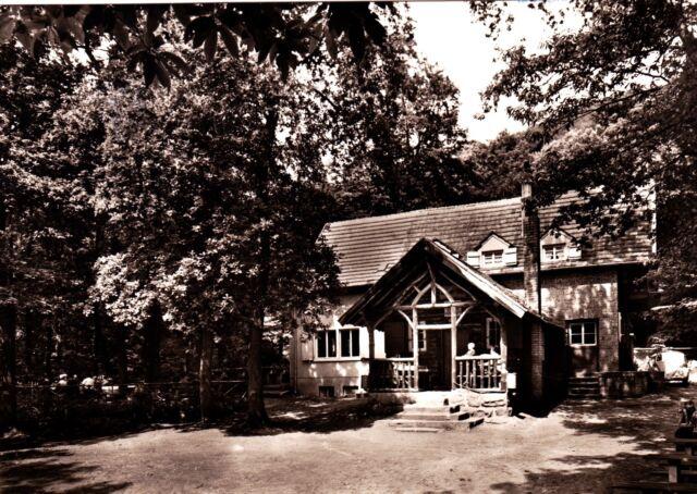 Landauer Hütte , Ansichtskarte ; ungelaufen