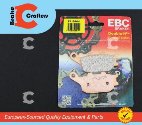 REAR EBC HH RATED SINTERED BRAKE PADS 2002-2003 HONDA CBR 954  RR CBR954RR