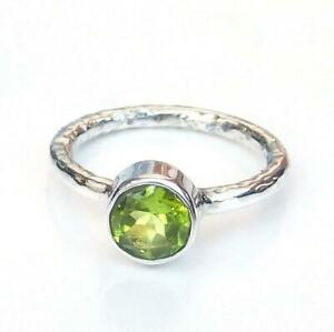 Peridot-Stone-Ring-Solid-925-Sterling-Silver-Ring-Band-Ring-Handmade-Ring-Sr22