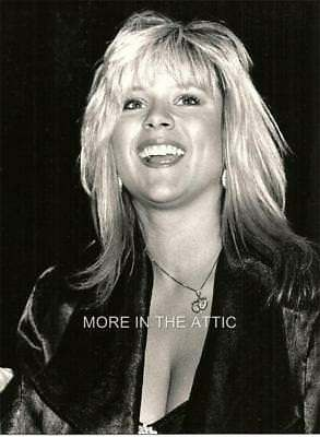 YOUNG SEXY SAMANTHA FOX IN HER PRIME ORIGINAL VINTAGE UK