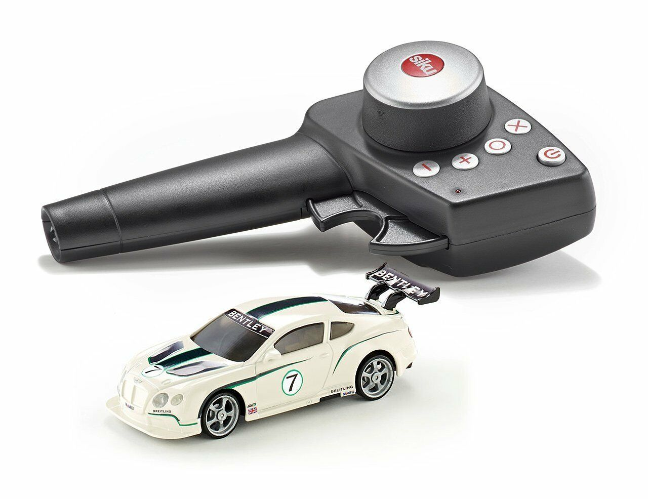 Siku Control 6827, Bentley Continental Continental Continental GT3 44c2ba