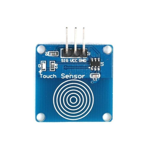 2//5//10Stks NEW TTP223B Capacitive Touch Sensor Switch for Arduino Raspberry Pi
